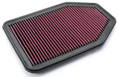 Rugged Ridge Reusable Synthetic Air Filter (07-17 3.6L or 3.8L Wrangler JK)