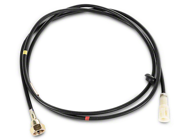Speedometer Cable (87-90 Jeep Wrangler YJ)