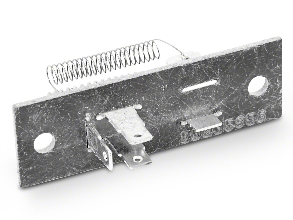 Omix-ADA Blower Motor Resister (92-95 Wrangler YJ)