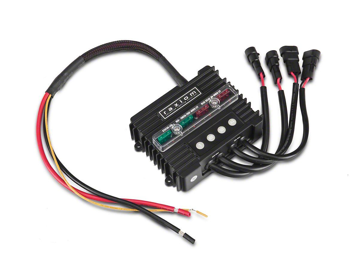 Raxiom Bluetooth Light Switch & Accessory Controller