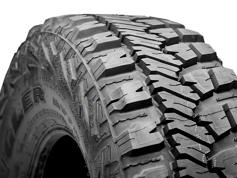 Goodyear Wrangler MT/R Tire (Available in Multiple Sizes)