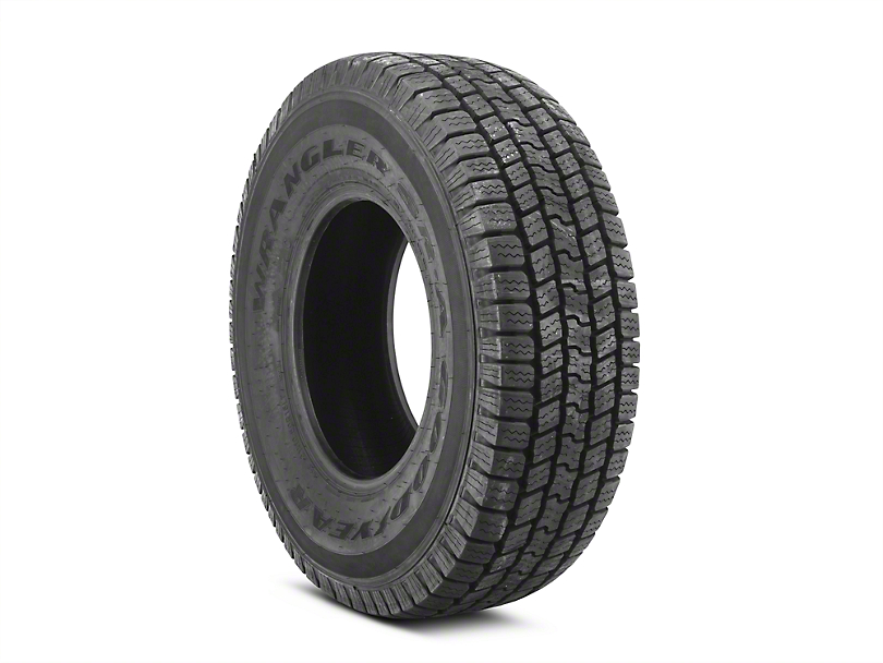Goodyear Wrangler SR-A Tire (Available in Multiple Sizes)