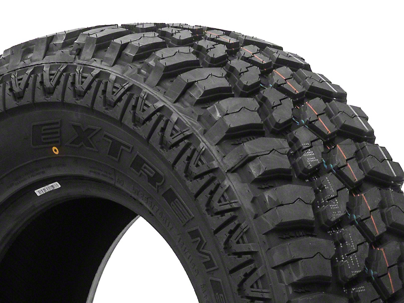 Mudclaw Extreme M/T Tire (Available in Multiple Sizes)