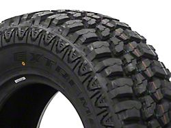 Mudclaw Extreme M/T Tire - 285/75R16