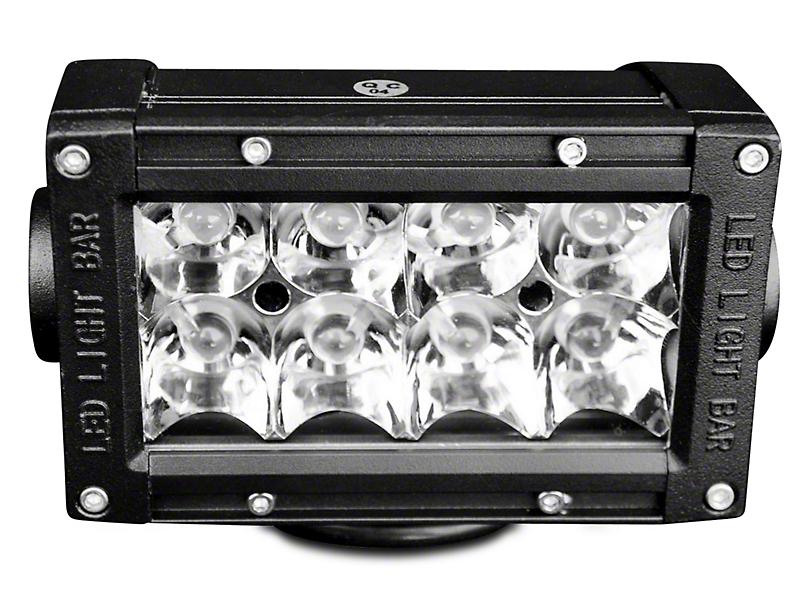 DV8 Off-Road 12 in. Chrome Series LED Light Bar - Flood/Spot Combo