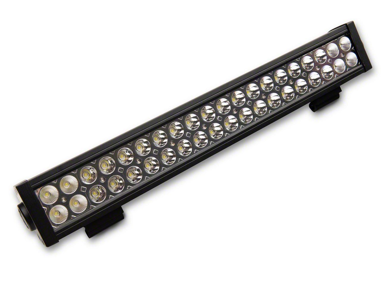 DV8 Off-Road 20 in. Chrome Series LED Light Bar - Flood/Spot Combo