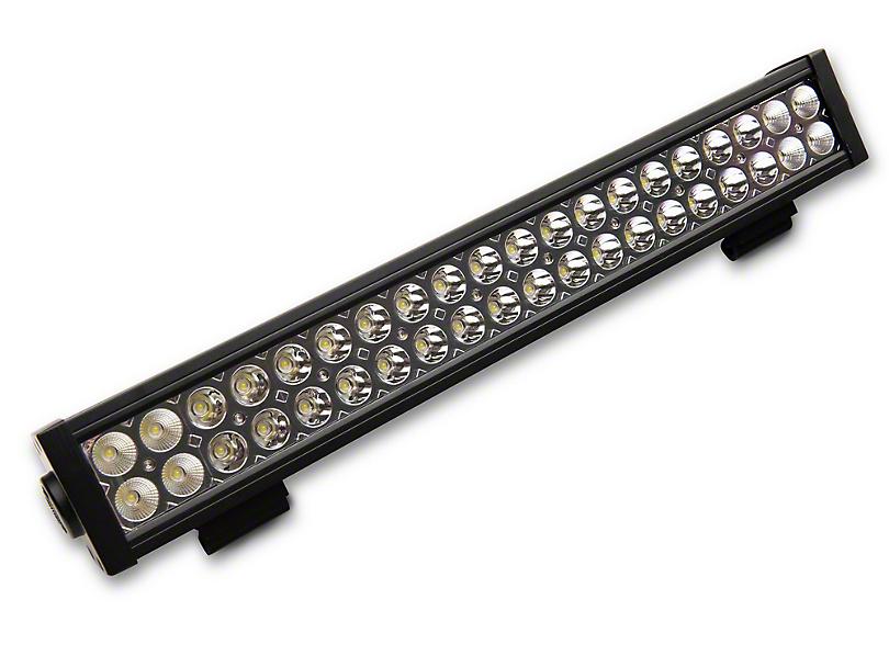 DV8 Offroad 20-Inch Chrome Series LED Light Bar; Flood/Spot Combo Beam