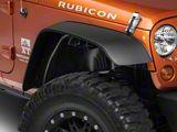 Rugged Ridge All-Terrain Flat Fender Flares with Inner Fender Liners (07-18 Jeep Wrangler JK)