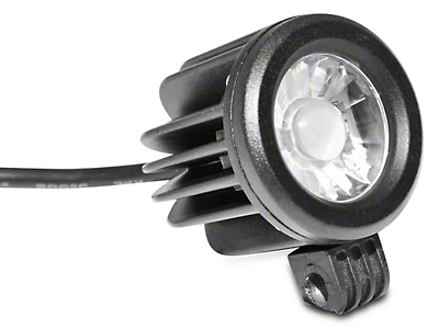 DV8 Off-Road 2 in. Round LED Light - Spot Beam