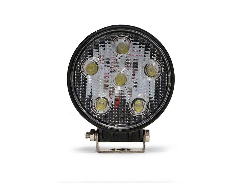 DV8 Offroad 5-Inch Round LED Light; Spot Beam