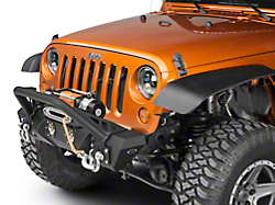 Redrock 4x4 Wrangler Approach Front Bumper W Led Lights