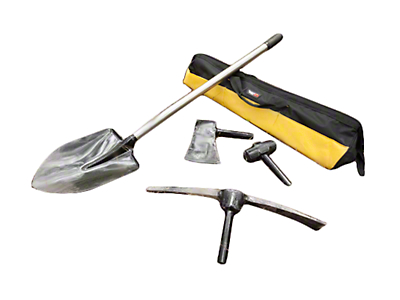 Rugged Ridge All Terrain Recovery Tool Kit