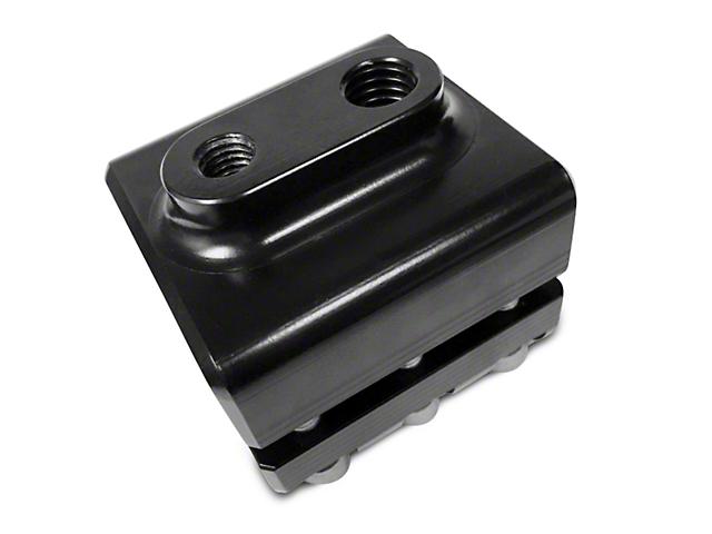Steer Smarts YETI XD Steering Damper Bracket (07-18 Jeep Wrangler JK)