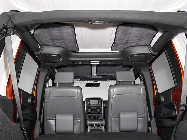 Alterum Hard Top Sound Deadener Kit (11-18 Jeep Wrangler JK)