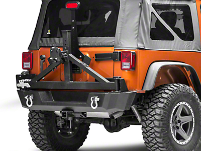 RBP Spare Tire Relocation Bracket (07-18 Jeep Wrangler JK)
