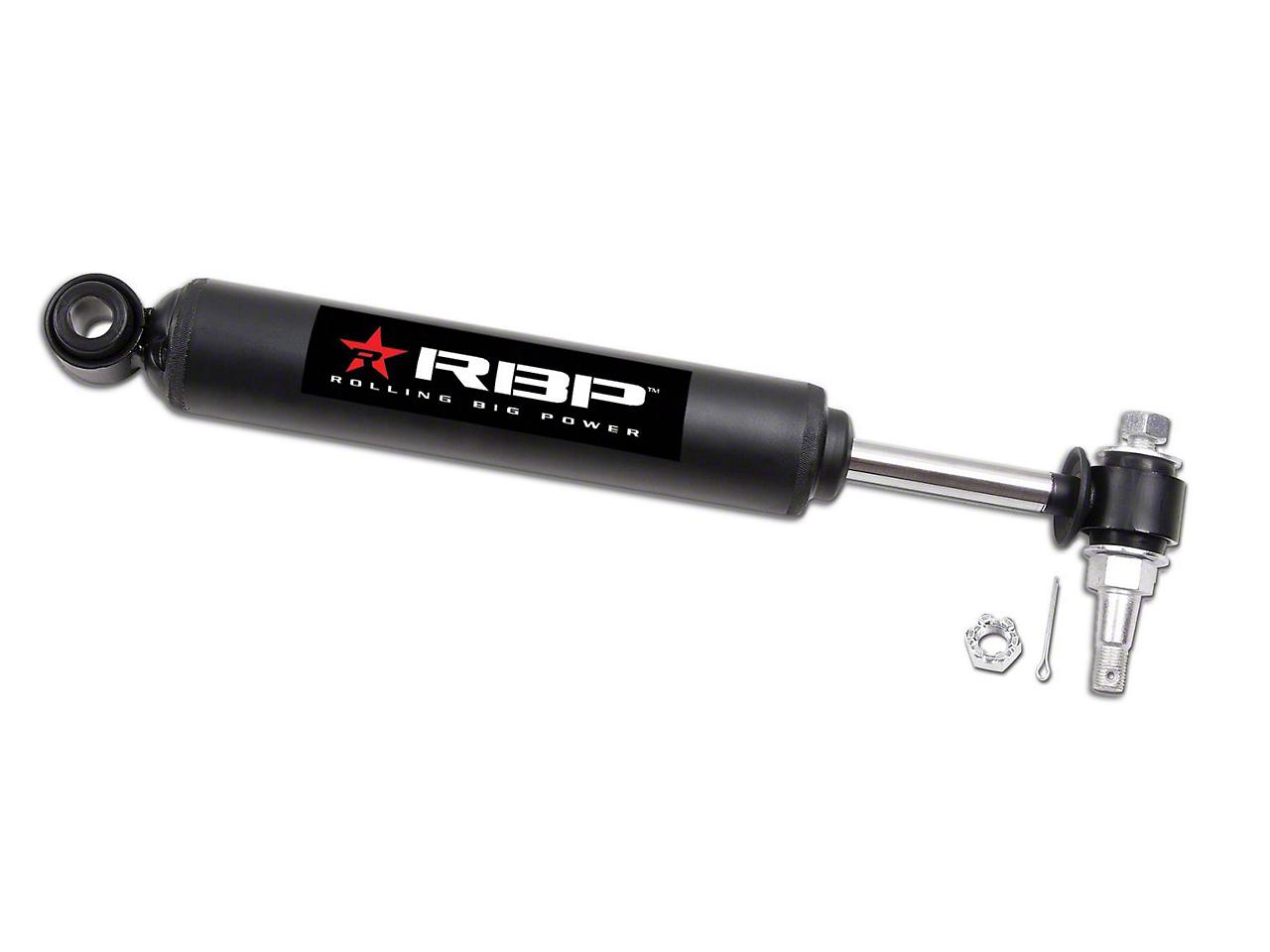 RBP Dual Steering Stabilizer (07-18 Wrangler JK)