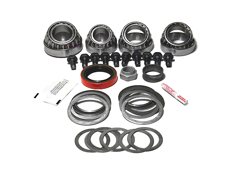Alloy USA Dana 44 Rear Axle Master Overhaul Kit (97-06 Jeep Wrangler TJ)