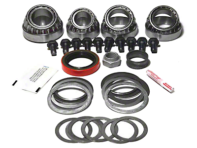 Alloy USA Differential Master Overhaul Kit - Dana 44 Rear (97-06 Jeep Wrangler TJ)