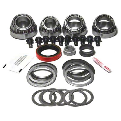 Alloy USA Dana 30 Front Axle Master Overhaul Kit (97-06 Jeep Wrangler TJ)