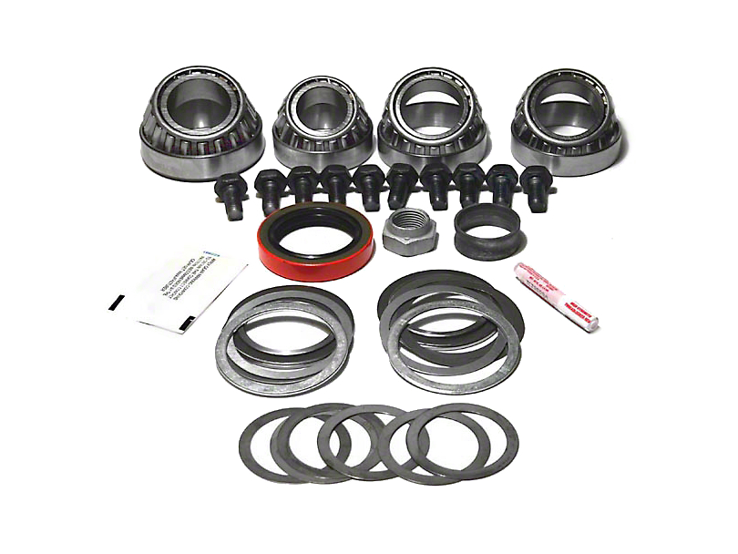 Alloy USA Jeep Wrangler Differential Master Overhaul Kit