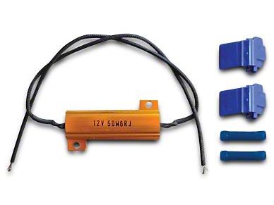 Poison Spyder LED Resistor Kit for LED Tail Lights (07-18 Wrangler JK)