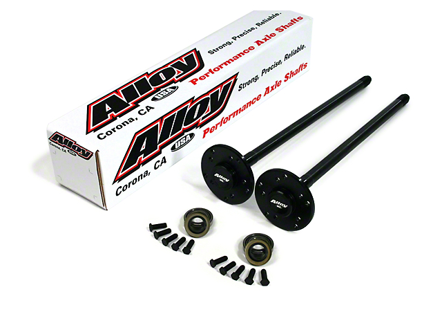 Alloy USA Rear Axle Kit Dana 35 Grande 30-Spline Kit w/ C-clip (90-02 Jeep Wrangler YJ & TJ)