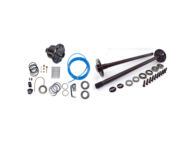 Alloy USA Wrangler Precision Gear Mas Grande 35-Spline Kit