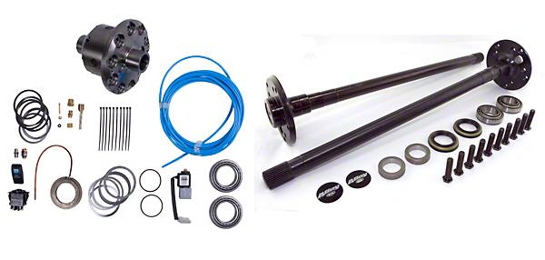 Alloy USA Precision Gear Mas Grande 35-Spline Kit w/ ARB Locker - Dana 44 - 3.92 & Up (97-06 Wrangler TJ)