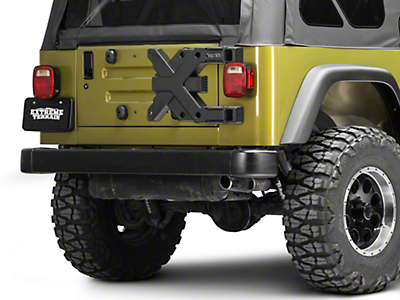 Rugged Ridge Spartacus HD Tire Carrier Hinge Casting (97-06 Wrangler TJ)