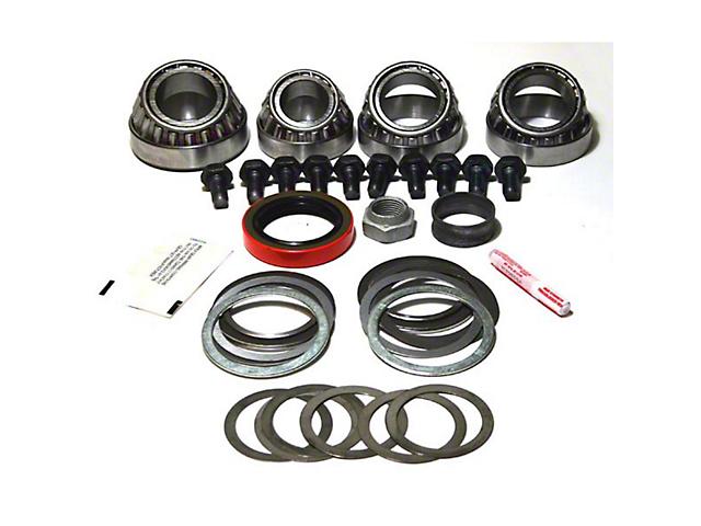 Alloy USA Precision Gear - Differential Master Rebuild Kit Front Dana 44 (07-18 Jeep Wrangler JK Rubicon)
