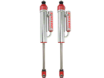 AFE Sway-A-Way 2.5 in. Front Shocks for 3-5 in. Lift (07-18 Wrangler JK)