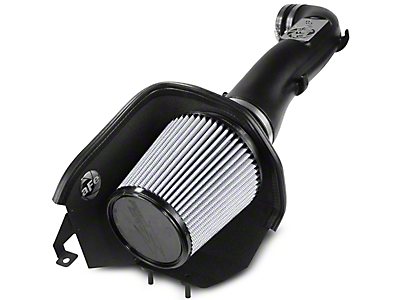 AFE Magnum FORCE Stage 2 Pro DRY S Cold Air Intake - Black (12-18 3.6L Wrangler JK)