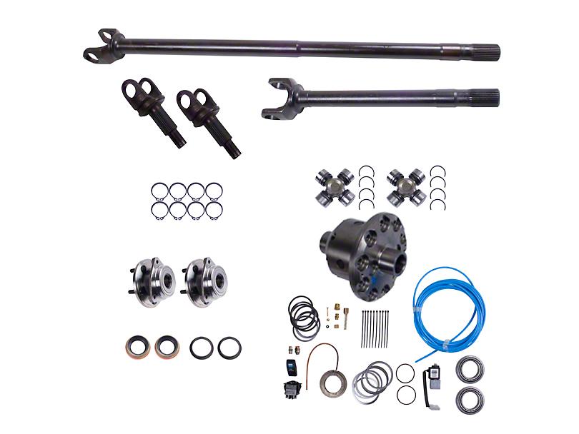 Alloy USA Precision Gear Dana 30 Grande 30/30 Spline Kit w/ ARB Air Locker (92-06 Jeep Wrangler YJ & TJ)