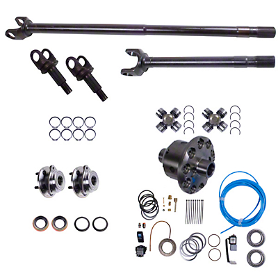 Alloy USA Precision Gear Dana 30 Grande 30/30 Spline Kit w/ ARB Air Locker (92-06 Wrangler YJ & TJ)