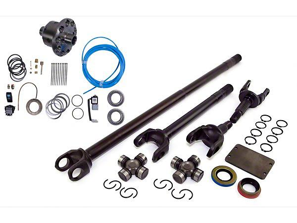 Alloy USA Precision Gear Grande 30/30 Kit w/ ARB Air Locker - Dana 30 - 3.73 & Up (87-95 Jeep Wrangler YJ)