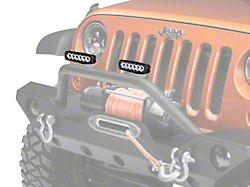 Raxiom 6 in. Slim 6-LED Off-Road Light - Spot Beam (07-19 Jeep Wrangler JK & JL)