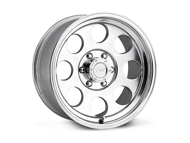 MKW Offroad Pro Comp Alloy Series 1069 Polished Wheels (07-18 Wrangler JK)