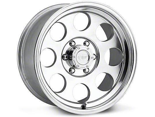 Pro Comp Series 1069 Polished Wheels (07-18 Jeep Wrangler JK; 2018 Jeep Wrangler JL)