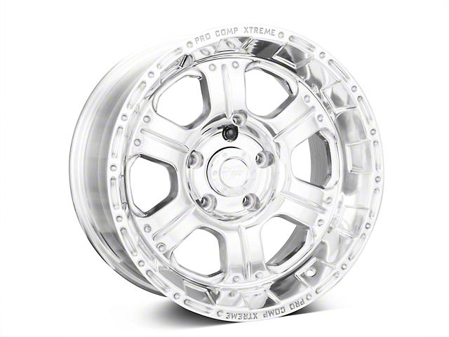 Pro Comp Series 1089 Polished Wheels (07-18 Jeep Wrangler JK; 2018 Jeep Wrangler JL)