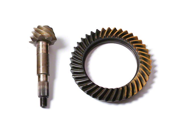 Alloy USA Dana 44 Rear Axle Ring and Pinion Gear Kit; 4.88 Gear Ratio (97-06 Jeep Wrangler TJ)
