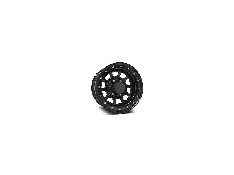 Pro Comp Steel Series 252 Street Lock Gloss Black Wheels (07-18 Jeep Wrangler JK; 2018 Jeep Wrangler JL)