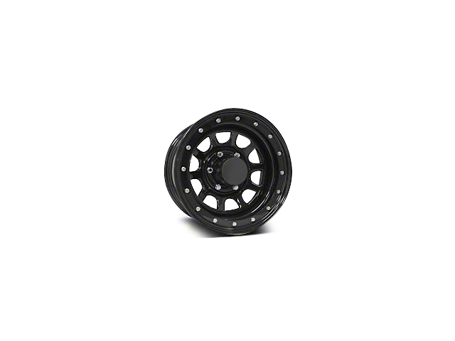 Pro Comp Steel Series 252 Street Lock Gloss Black Wheels (07-18 Wrangler JK; 2018 Wrangler JL)