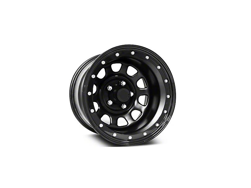 Pro Comp Series 252 Satin Black Wheels (07-18 Wrangler JK; 2018 Wrangler JL)