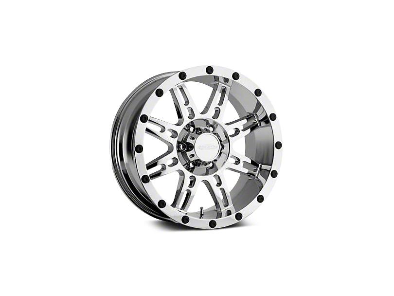 Pro Comp Series 31 Chrome Wheels (07-18 Wrangler JK; 2018 Wrangler JL)