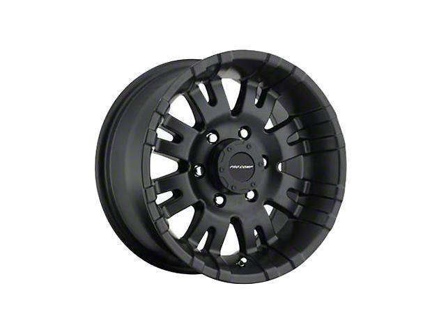 Pro Comp Alloy Series 5001 Satin Black Wheels (07-18 Jeep Wrangler JK; 2018 Jeep Wrangler JL)
