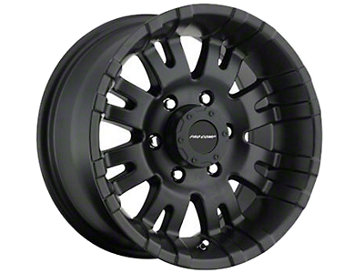 Pro Comp Alloy Series 5001 Satin Black Wheels (07-18 Wrangler JK; 2018 Wrangler JL)