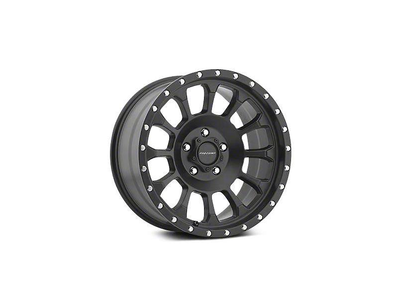 Pro Comp Alloy Series 34 Rockwell Satin Black Wheels (07-18 Jeep Wrangler JK; 2018 Jeep Wrangler JL)