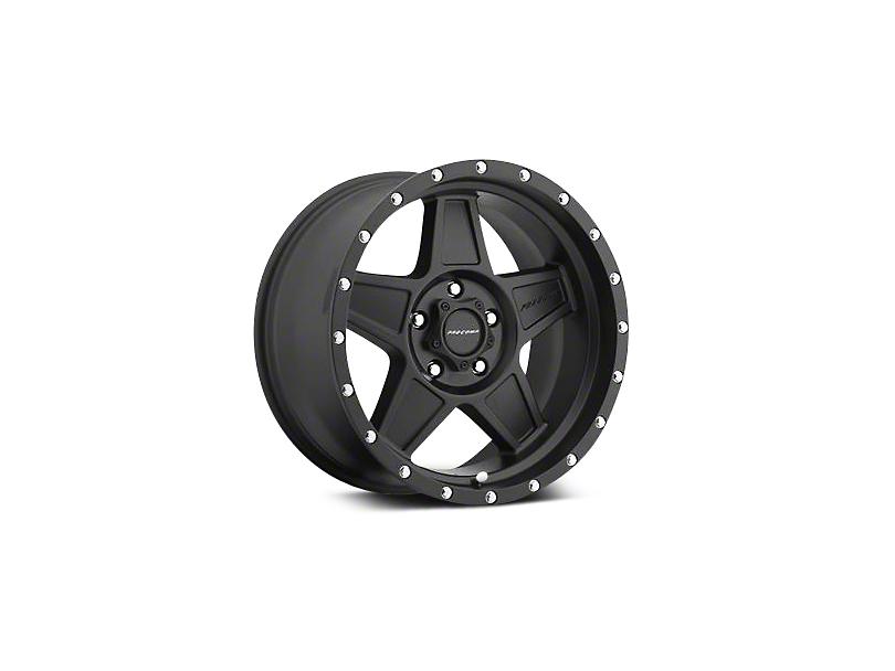Pro Comp Series 35 Satin Black Wheels (07-18 Wrangler JK)