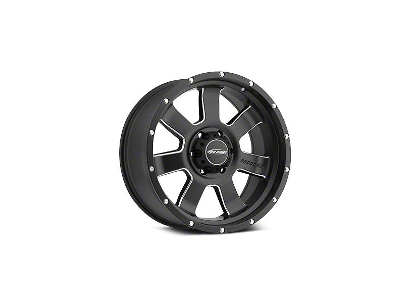 Pro Comp Series 39 Satin Black Wheels (07-18 Wrangler JK)