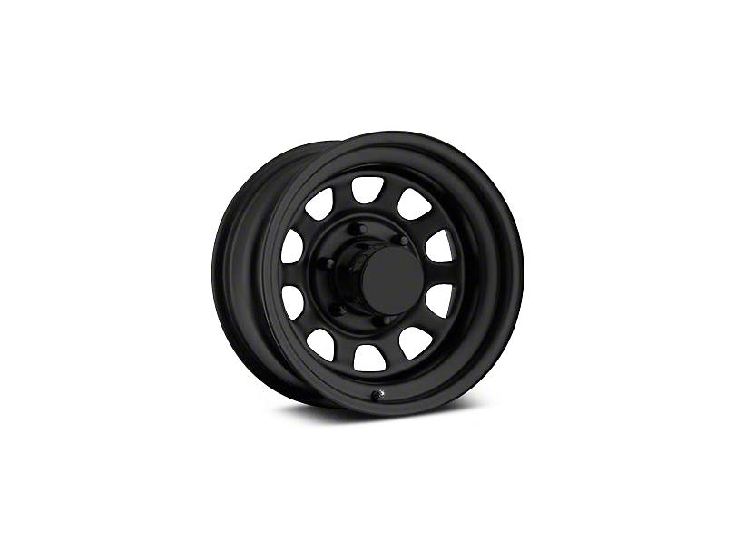 Pro Comp Series 52 Satin Black Wheels (07-18 Wrangler JK; 2018 Wrangler JL)